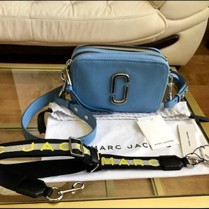 WITH EXTRA STRAP  The softshot 21  Marc Jacobs